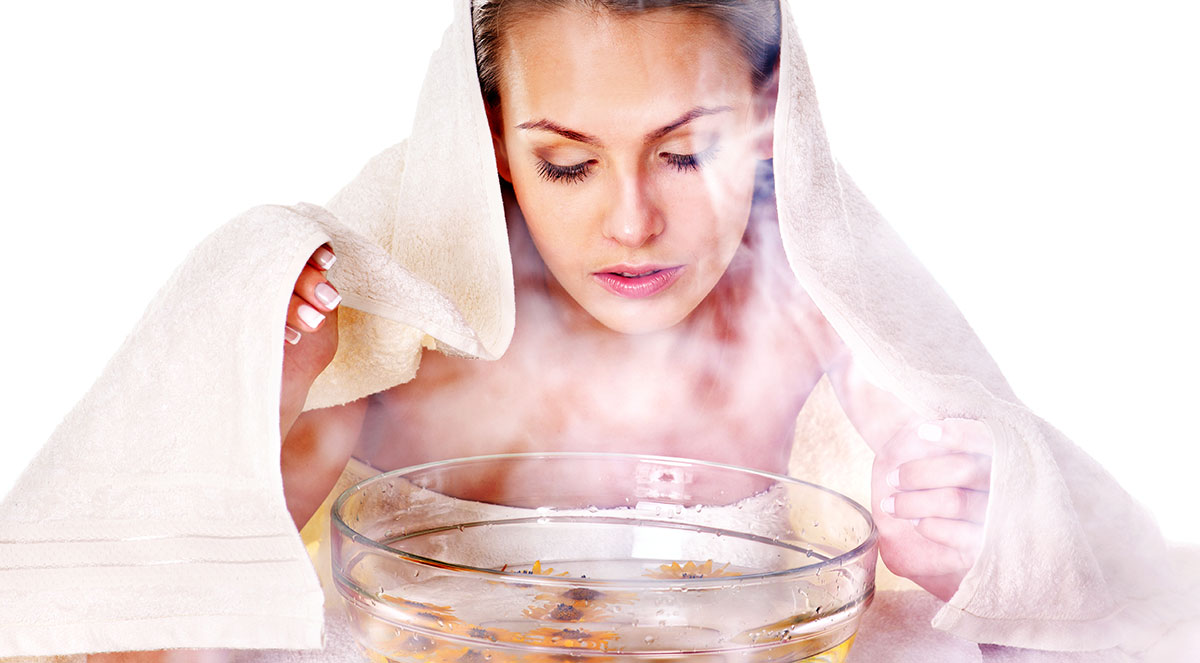 Why should you get facial steaming?
